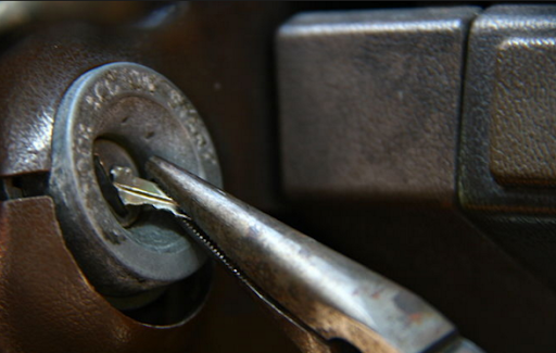 Broken Key In Ignition
